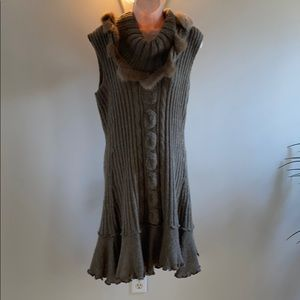 Casual brown dress size medium